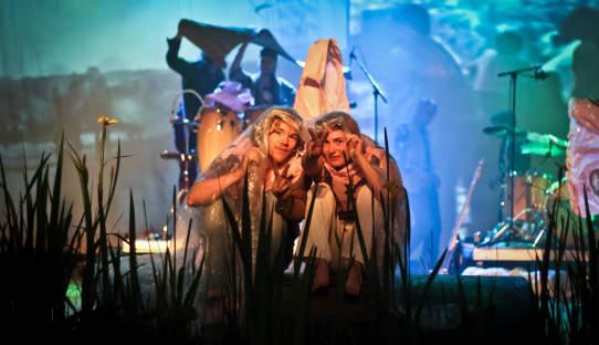 20 augustus 2016: Openluchttheater Valkenburg