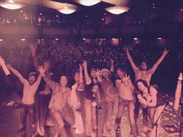 Delfzijl topavond! Far out, Peace! #onsie!