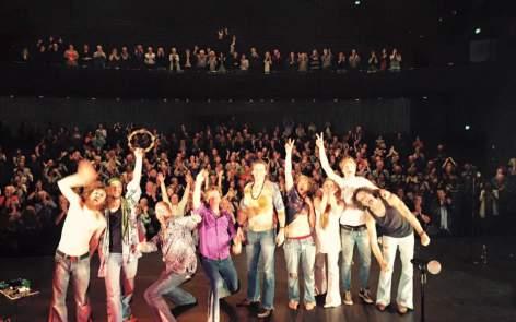 Woodstock the Story Lawei Drachten