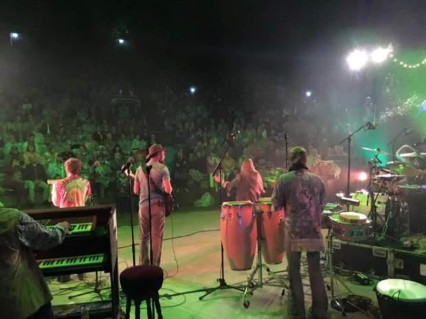 Woodstock the Story Openluchttheater Valkenburg 20/8/2016