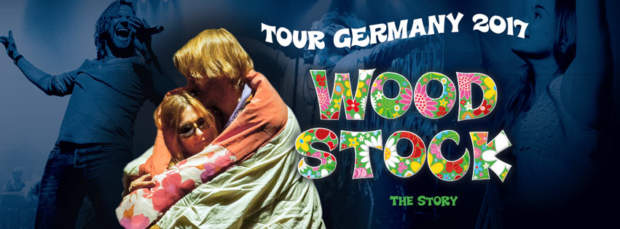 Woodstock the Story announces tour Germany 2017