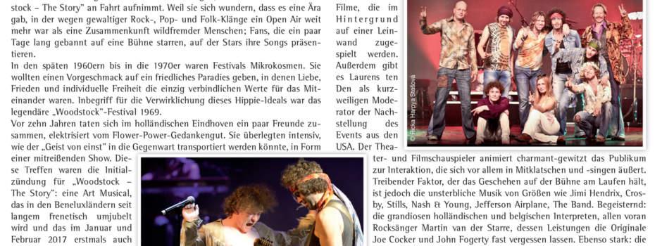"""""""Begeisternd"""" – Good Times Magazine (DE), Persbericht"""