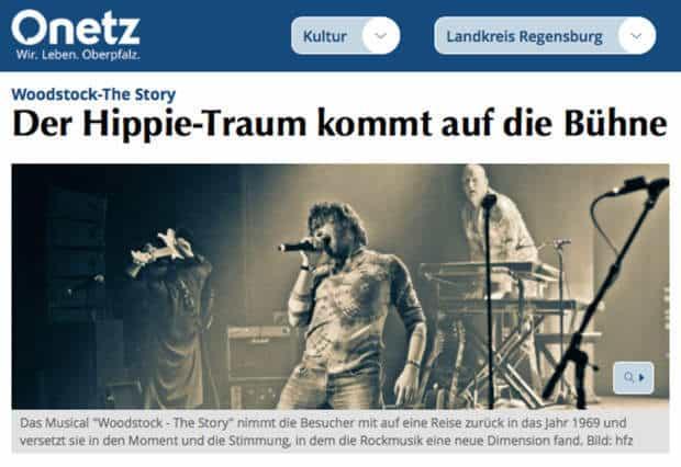 Woodstock the Story Recensie Der Neue Tag