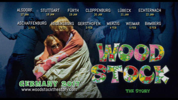 Woodstock the Story Germany 2017