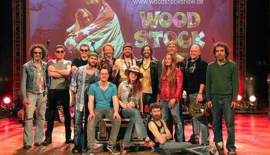 (Bijna) vijf sterren op Eventim.de voor Woodstock the Story