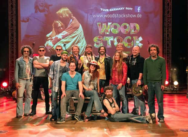 Woodstock the Story Duitsland Luxemburg